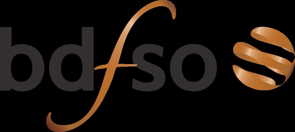 BDFSO logo - querty